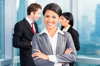 azjatycka bizneswoman